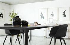 T12 bord_hay_svart rund kant