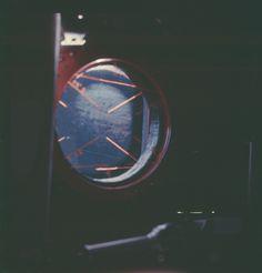 Apollo 7 Hasselblad image from film magazine 11/P - Earth Orbit
