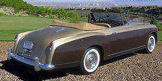 1956 Drophead Coupé by Park Ward (design 666) #classiccars1956cadillac