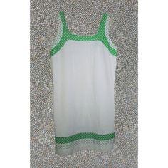 Check out what I'm selling on Mercari! vintage plus size white dress 14 16 Plus Size Fashion For Women Summer, Muumuu, Plus Size Dresses, Athletic Tank Tops, White Dress, Womens Fashion, Vintage, Check, Women's Fashion