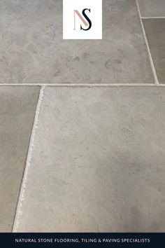 This cool neutral, pale St Agostino limestone features subtle veining and fossils throughout, with white/cream linen tones and hints of grey. These tiles have very subtle ageing to their edges and create a floor that will compliment most interiors. If you are looking for a pale, hard and seriously durable limestone this material is perfect. Find it now on the website. #naturalstoneconsulting #naturalstonetiles #limestonetiles Limestone Flooring, Natural Stone Flooring, Quarry Tiles, Stone Tiles, Bathroom Floor Tiles, Tile Floor, Kitchen Floor, Outdoor Paving, Antique Tiles