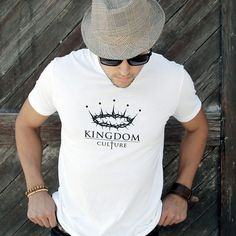 Christian Tshirt Christian shirts Crown of by iLoveKingdomCulture