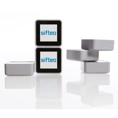 Sifteo Cubes are miniature, modular computers that interact with each other, sense each others' motion, and display rich color graphics to provide an innovative, hands-on approach to play
