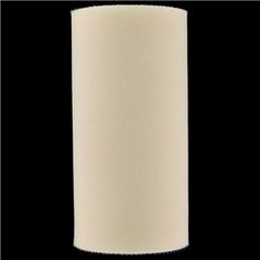 "His & Hers 6"" Ivory Tulle 