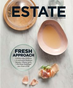 In our September issue we look at a new spin on designer kitchens, a Spring sensation with the best female florists, and living in Durban North. Love Your Home, My Flower, Make It Simple, Kitchen Design, September, Real Estate, Florists, Spin, Kitchens