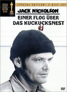 Einer flog über das Kuckucksnest * IMDb Rating: 8,8 (397.344) * 1975 USA * Darsteller: Jack Nicholson, Michael Berryman, Peter Brocco,