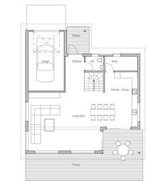 AuBergewohnlich House Design Small House Ch154 154