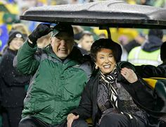 Bart and Cherry Starr