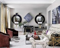 Discover Amazing Modern Sofas At MaisonObjet Paris Living Room MirrorsLiving