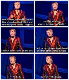 Eddie Izzard, Glorious. Watch it all, you will die laughing.