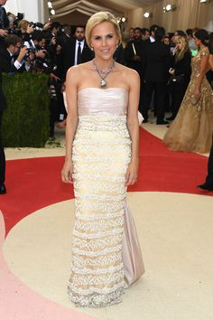The 2016 Met Gala Red Carpet: Tory Burch