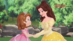 Sofia the First - Song: Stronger Than You Know - Disney Junior Official…