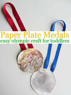 20 Olympic Crafts and Recipes Your Kids Will Love