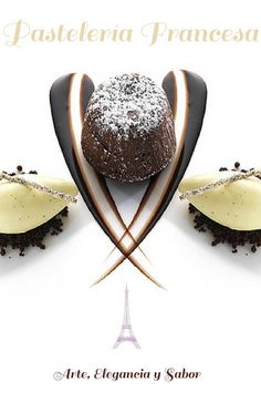 Valentina Reyes G. Decoration Patisserie, Cupcake Images, Healthy Eating Tips, Healthy Nutrition, Baking And Pastry, Vegetable Drinks, French Food, Plated Desserts, Cake Cookies
