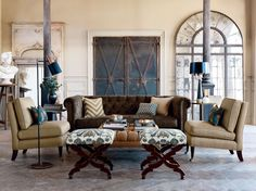 The Nate Berkus Fabric Collection is now available at Calico!