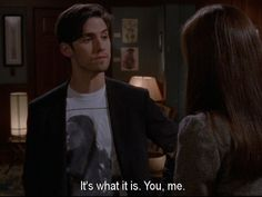 """But he stayed adorable AND mature when they said their final goodbye. 