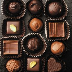Chocolate! Yummy!!!