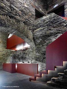 Rehabilitación albergue-museo Casa Grande de Lusío | Hermo Iglesias Veiga Arquitectos