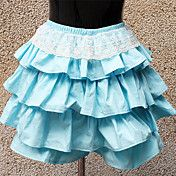 2 Color Satin Sweet Lolita Layered Bloomers – USD $ 35.99