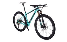 The Bianchi Methanol CV || This hardtail mountain bike comes with ride-softening Countervail technology