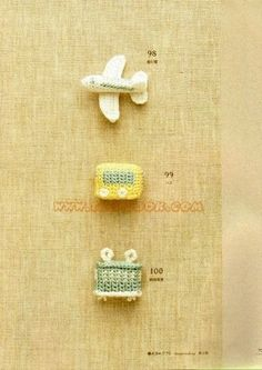 lace work petit motif 100 | make handmade, crochet, craft