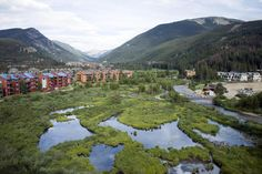 Things to do in summer in Keystone: Paddleboarding or yoga at >11,000 ft