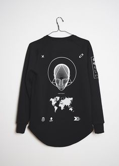 Snap The World Crewneck by Admirable.co