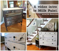 Watch a quick video on what makes mik paint so unique. www.13th-Haven.com https://youtu.be/kHjQ-8ObmDM