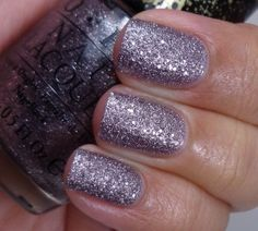 OPI Mariah Carey Holiday Collection 2013 – Liquid Sands:Baby Please Come Home