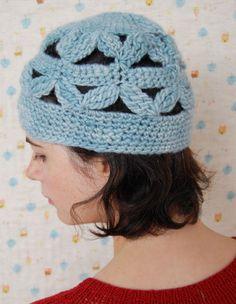DE  MIS  MANOS  TEJIDOS  Y  MAS...: Lindo gorro a crochet