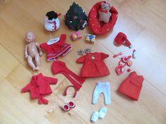 Mini Baby Born Miniworld Kleidung Zubehör Puppe RAR Spielzeug Winter Geburtstag