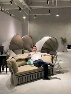 Unique Furniture, Home Furniture, Furniture Design, Living Room Sofa, Living Room Decor, Small House Interior Design, Diy Home Cleaning, Home Fix, Bookshelf Design
