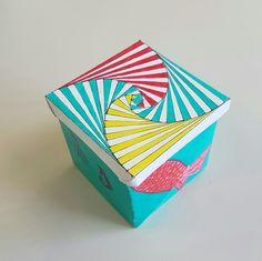 Scatola cubo - 3N