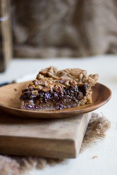 Adventures in Cooking: Chocolate Pecan Pie
