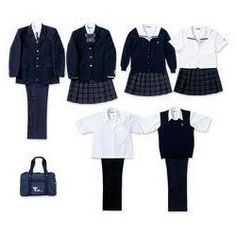 The ending for persuasive essay about school uniforms?
