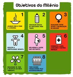 ONU promove ação pró-Objetivos do Milênio nas redes sociais | Globos