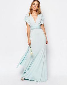 Imagen 4 de Vestido largo multiposición WEDDING de TFNC