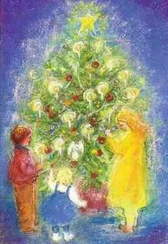 Marjan van Zeyl - Around the Christmas Tree