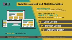 web booster tech is a website designing, web development and best digital marketing company in india providing services as per business need. Best Digital Marketing Company, Digital Marketing Services, Web Design Firm, Logo Design, Brand Promotion, Create Your Own Website, Brand Building, Brochure Design, Banner Design