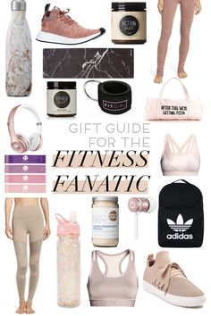 Gift Ideas For The Fitness Lover