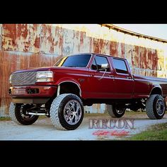 Nice! Who loves a clean OBS Super Duty!