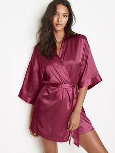 Kimono en satin