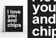 Love Chips by jpappleton on Etsy