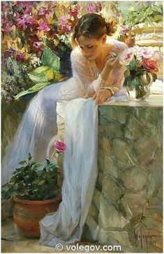 """Well-spent Sunday"" by Vladimir Volegov"
