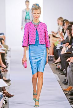 New York Spring 2013 Trend Report - Runway Spring Fashion Trends 2013 - Harper's BAZAAR