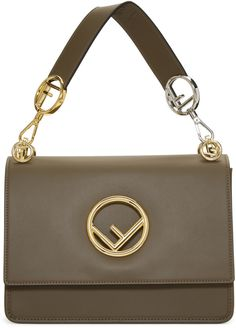 Fendi for Women Collection Fendi Clothing, Shoulder Strap, Handbags, Tote Bag, Face Cut, Brown, Stuff To Buy, Slot, Accessories