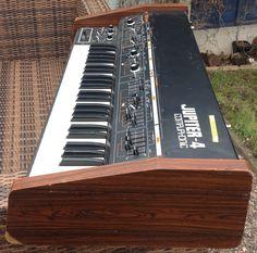 MATRIXSYNTH: Roland Jupiter 4 vintage analogue poly synthesizer...