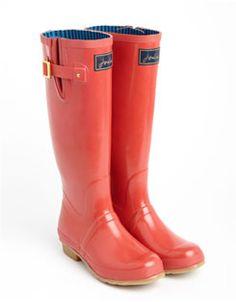 botas de agua, looks de lluvia, el armario de judith, chiefs ...