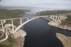 Viaduct Almonte River, SPain at DuckDuckGo