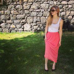 Lovin this skirt!